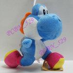 small yoshi run blue 1