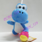 small yoshi run blue 2
