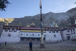 寺內藏有大量文物和文藝珍品,其中以明朝永樂皇帝賜予的朱砂刊印的一百零八函最為珍貴 1M5A0290.jpg_