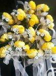 絲襟花, 絲手花