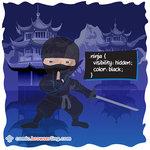 Ninja - HTML Joke