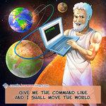 Archimedes of Greece - Programming Joke