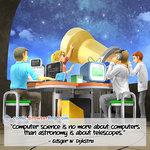 Astronomy - Programming Joke