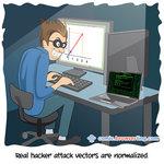 Attack Vectors - Programming Joke
