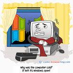 Coldness - Programming Joke