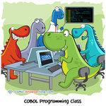 Dinosaurs - Programming Joke