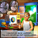 Air Conditioners - Programming Joke