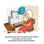 Grandma - Programmming Joke