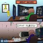 Great Hackers - Programming Joke
