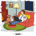 Home Sweet Home - Computer Joke