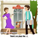 Home Sweet Home - Programming Joke