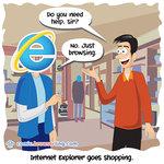 Shopping - Programming Humor