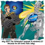 Terminator - Programming Joke