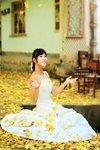 golden wedding in Mainland China 金黃銀杏婚禮在中國 002