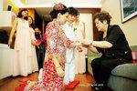 Gloria and Alex wedding big day 026