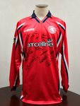 Middlesbrough FC 1999-00 Home Match Worn Shirt