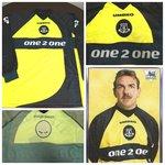 Everton 1997-98 GK Player Shirt