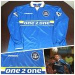 Everton 1997-98 Home Player Shirt