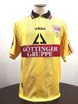 VfB Stuttgart 1997-98 Away Match Worn Shirt