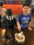 2018/06/10 Samuel Happy Birthday at Small Potato Movieland