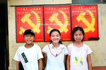and they behaved too.