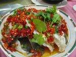 水庫魚一魚五食: 蒸魚頭