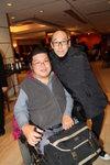 興著名形象設計師張學潤先生攝於大賽後飯局
