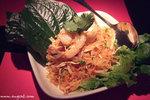 鮮蝦柚子沙律 (HK$68)﹕味道OK,但不夠乾身。