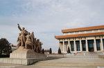 毛主席紀念堂。