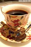 同事點的熱咖啡也非常好喝,大家都很高興﹗