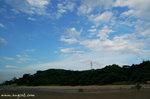 雲層散開了,乍現藍天。