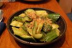 拍黃爪 (HK$35)﹕酸酸的非常好吃,用來作開胃小菜就最好。