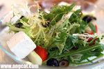 Greek Salad很清新。