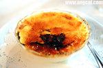 Crème Brûlée不冷不熱,溫溫吞吞的,水準差強人意。