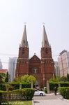 徐家匯天主教堂。