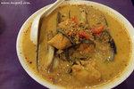 南美蟶子叻沙 (HK$54)﹕非常足料,有六、七隻蟶子呢﹗湯料味道不錯,不會太重椰汁味﹗