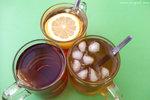 餐飲除了傳統的奶茶和檸茶外,也可選擇有機咖啡和茉莉綠荼。