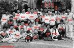 1958          河內 Cổ-Loa.      與'62屆師生.
