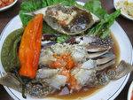 韓式醬油醃蟹