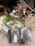 秋刀魚刺身