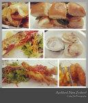 lunch at fish market and skycity