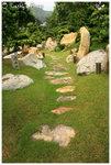 南蓮園池 - 飛石路