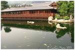 南蓮園池 - 松茶榭