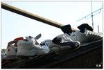 馬灣舊村 - 晒鞋