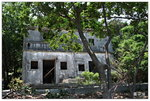 荒廢了的村屋