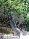 """上""""嘉頓山""""的樓梯"""