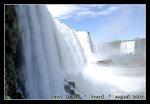 Iguazu Falls at the closest distance ever! DSC_0546C1