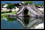 黟縣 宏村古民居  (File0511svc)