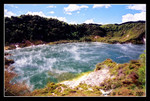 waiotapu - most colorful of the volcanic areas (File0346svc)