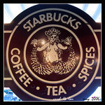 the first starbucks logo